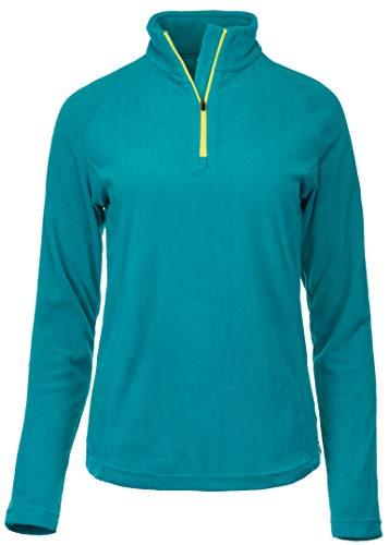 Medico Packeis fleeceshirt dames skishirt skirolli functionele spulli