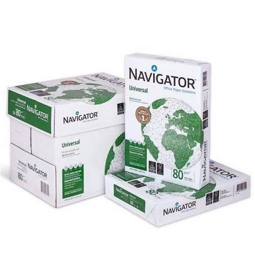 Navigator Universal - A4, 80 g/qm, weiß, 500 Blatt