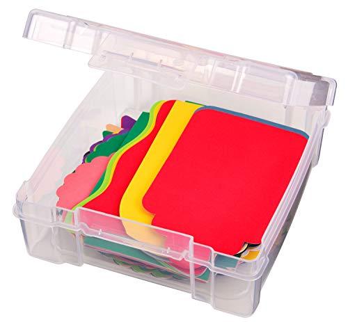 Unbekannt ArtBin 6953ab 6x 6Essentials Aufbewahrungsbox, transluzent klar