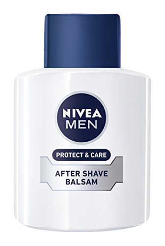 NIVEA Men Geschenkset mit After Shave Balsam, Rasierschaum und Duschgel Abbildung 3