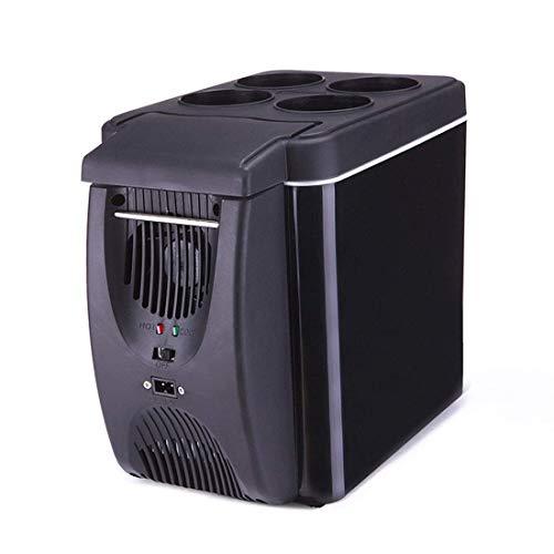 FACAZ La Bebida del Mini refrigerador de 6L Puede ser más Fresca, Enfriador humectante portátil Compacto para Viajes al Aire Libre, con Capacidad para 6X330ml enlatados (325x255x185mm)