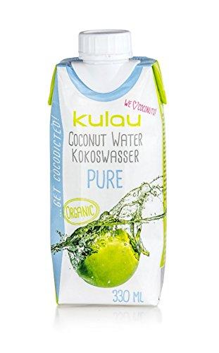Kulau Bio KULAU Bio-Kokoswasser PURE (2 x 330 ml)
