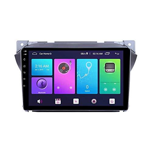 Autro Audio Stereo Para SUZUKI ALTO NISSAN PIXO 2009-2016 CABEZA GPS Navegación Radio Receptor Multimedia Player SAT NAV DSP Con 1080P Video Bluetooth Mirror Link SWC,8 core 4g+wifi: 2+32gb