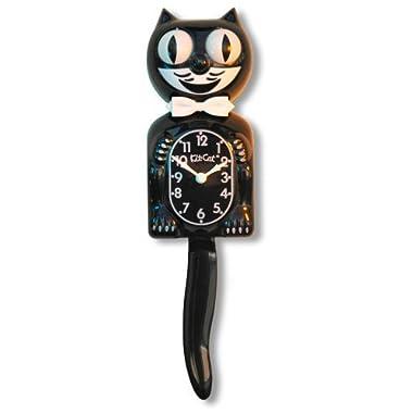 Kitty Cat Klock (Classic Black)