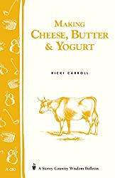 Book Review: Making Cheese, Butter & Yogurt