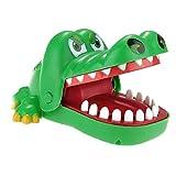 Cocodrilo Dedo penetrante Divertido Juego Juguetes para niños Kid Adultos Boca del cocodrilo del Dentista por Adultos de los niños Linda de la Boca del cocodrilo del Dentista del Juguete