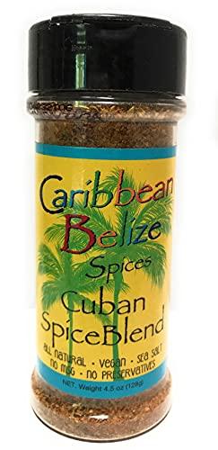 Caribbean Belize Cuban Spice Blend
