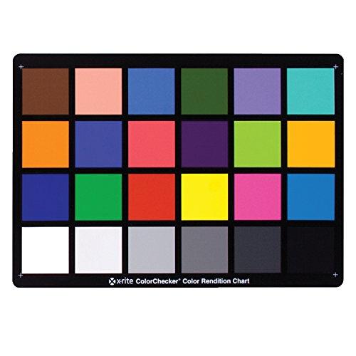 Xrite Calibratore Colori, 21,5X27,9cm, Nero