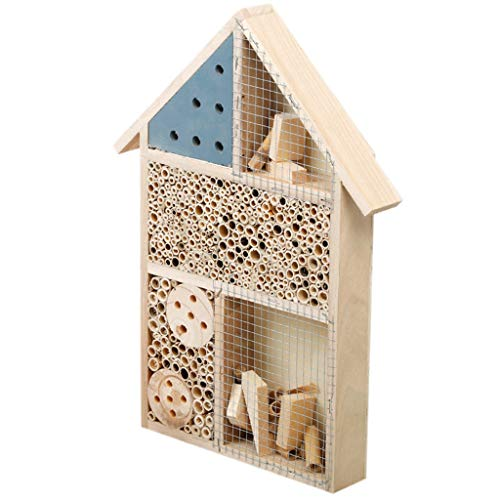 Guilin Wooden Insect House Hotel Bee Hive Habitat for Ladybugs Ladybirds lacewings 1