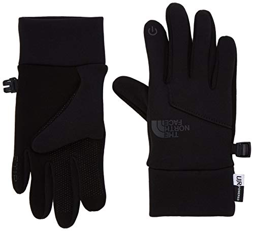 The North Face Youth Etip Gants Mixte Enfant, TNF Black, FR : S (Taille Fabricant : S)