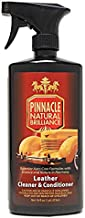 Pinnacle Natural Brilliance PIN-430 Leather Cleaner and Conditioner, 16 fl. oz.