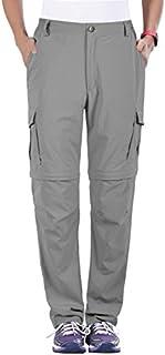 Unitop Women's Quick Dry Convertible Cargo Pants