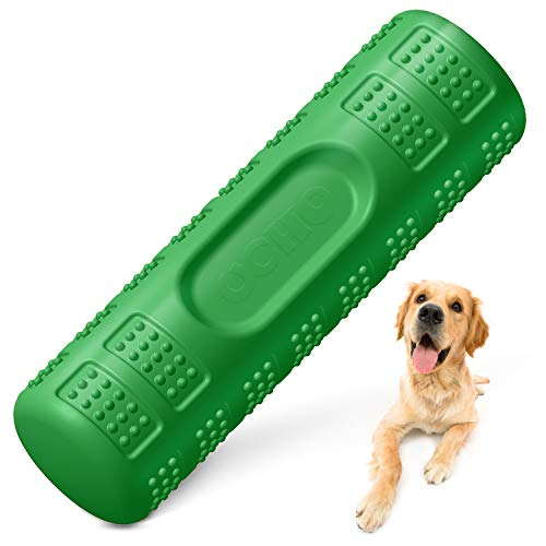 ucho Dog Chew Toys for Aggressive Chewers Medium & Large Breed, Tough Indestructible Dog Teething Toys for Big Dogs Pitbulls German Shepherds, Dog Water Toys Interactive Puppy Toys
