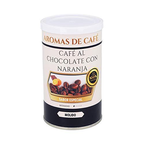 100% Arabica Ground Coffee   Coffee Chocolate and Orange   100 gr   Soft Intensity   Eye-catching, Hard to forget taste…
