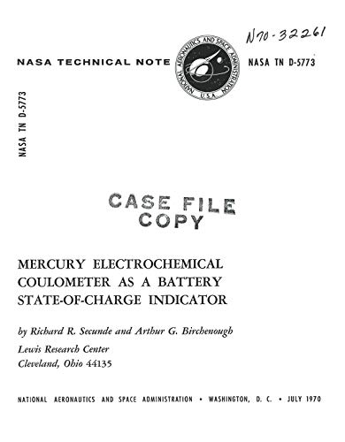 Mercury electrochemical coulometer as a battery state-of-charge indicator (English Edition)