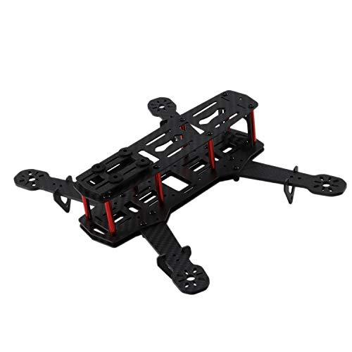JVSISM QAV250 FPV Rahmen Kohle Faser Rennen Drone Quadcopter Rahmen Kit