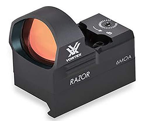 """Vortex Optics Razor Red Dot Sight - 6 MOA Dot , black , 3.25x5x6"""""""