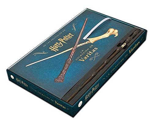 Harry Potter: La Colección De Varitas (Pack con varita)