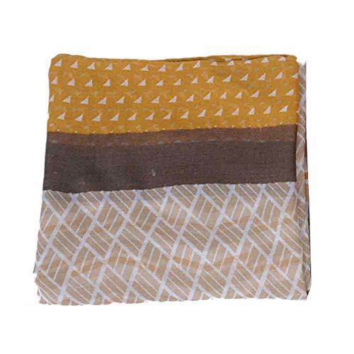 MEIbax Damen Schal geometrischer Druck Unendlichkeits-Schals Schlauchschal Halstuch Kopftuch Bandana Rundschal
