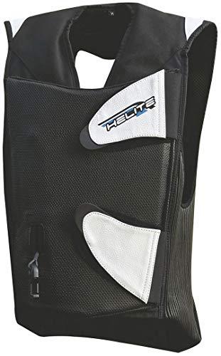 Helite GP-Air 2 Motorradweste mit Airbag, speziell für Leder entwickelt