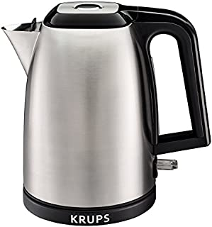 KRUPS BW3110 SAVOY Electric Kettle, None, Silver