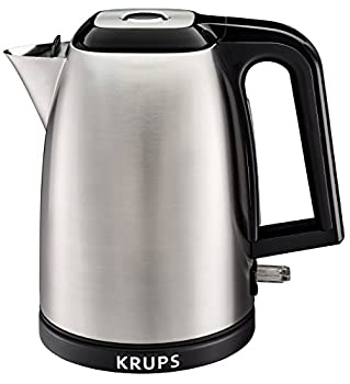 KRUPS BW311050 SAVOY Electric Kettle None Silver