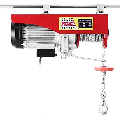 FlowerW 400 kg Hoist Winde Elektrische Winde Maximale Last ca. 400 kg Elektrische Hoist