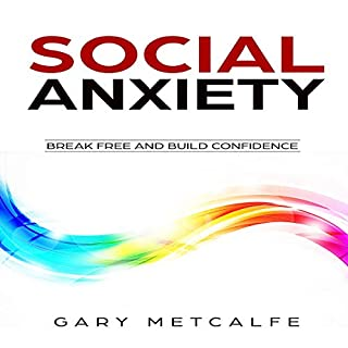 Social Anxiety: The Best Social Anxiety Book audiobook cover art