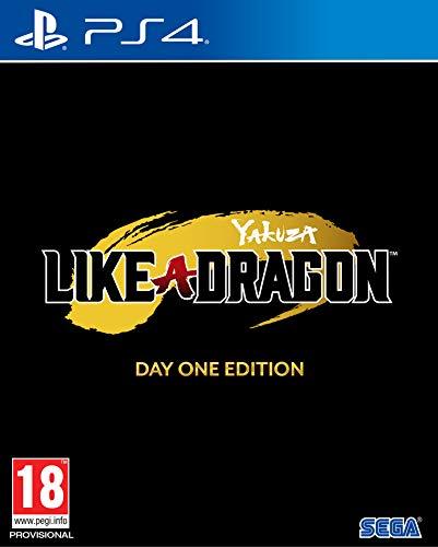 Yakuza: Like a Dragon (PS4)