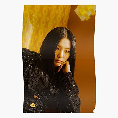 Red Velvet Seulgi Irene Bae Rv Juhyun Kang I FSGdecor- The Most Impressive and Stylish Indoor Decoration Poster Available Trending Now
