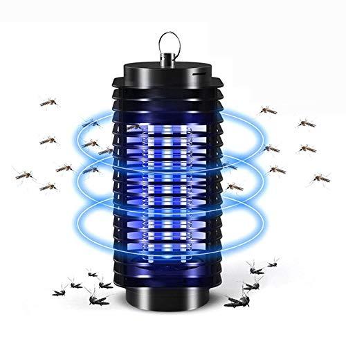 Mosquito Killer Lamp 110V / 220V LED eléctrico portátil Mosquito Insect Killer Lamp Repelente de moscas anti mosquitos-110V