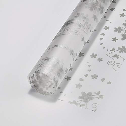 Zhou-WD Matte Wrapper, Drucken Bouquet Wrapper Student Book Desktop Dekorpapier Handgeschöpftes Papier, 60 * 60CM Origami (Color : #6)