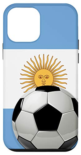 iPhone 12 mini Soccer Ball Player Argentinia National Flag...