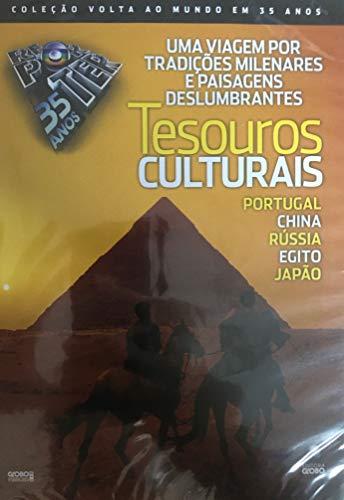 Globo Repórter 35 Anos Tesouros Culturais Portugal, China, Rússia, Egito, Japão