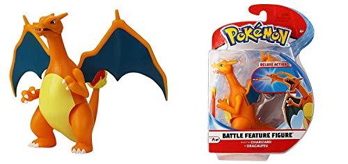 Lively Moments Pokémon Battle Pack Actionfigur & Funktion Spielfigur / Sammelfigur Movie Erweiterung Glurak / Charizard