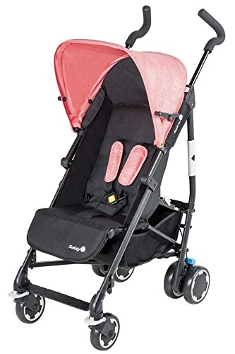 Safety 1st Compa'City Poussette Canne Multipositions Pop Pink - Collection 2017