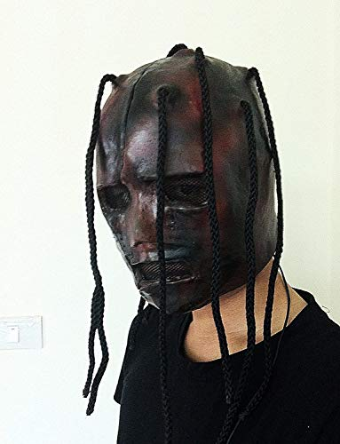 Slipknot Corey Taylor Latex Halloween Mask one size