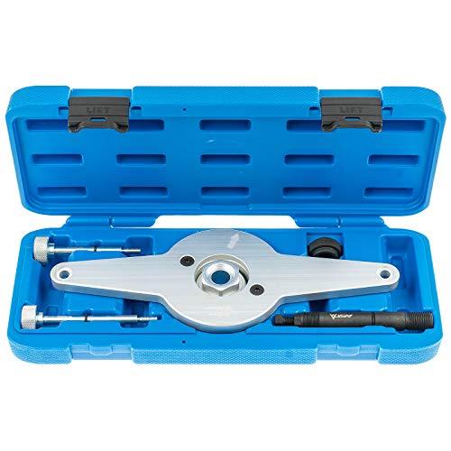 Asta A-VD4C Schwingungsdämpfer Werkzeug Satz geeignet für Audi Seat Skoda VW 1.8, 2.0 Liter TFSI