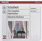 Schubert: The Complete Impromptus/Moments Musicaux