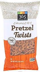 365 Everyday Value, Crunchy Pretzel Twists, 16 oz