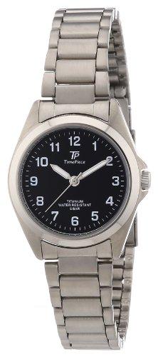 TP Time Piece TPLT-50226-22M - Orologio da polso donna, titanio, colore: argento