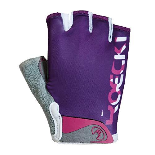 Roeckl Kinder Tito Handschuhe, Purple, 5
