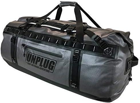 Unplug Ultimate Adventure Bag 1680D Heavy Duty Waterproof Duffel Bag for Boating Motorcycling product image
