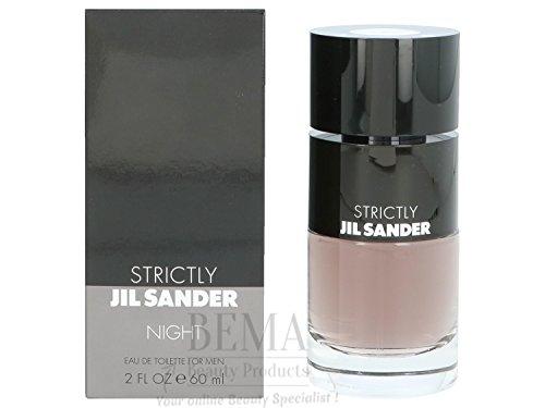 Jil Sander Strictly Night Eau de Toilette, 60 ml