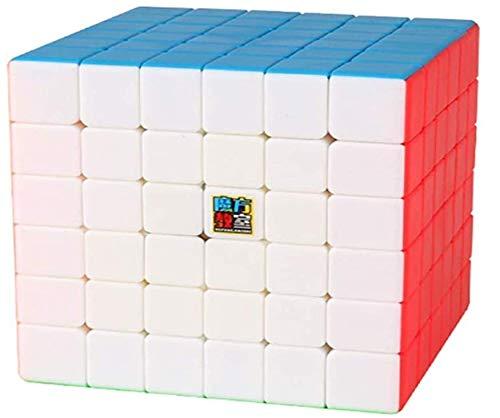 Cubo Magico Profissional 6x6 Stickerless Demolidor