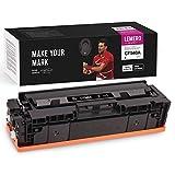LEMERO UEXPECT Cartucho de tóner compatible 203A HP CF540A para HP Color Laserjet Pro MFP M281fdw M281fdn M281cdw M280nw M254nw M254dw M254dn