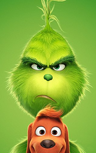 Poster The Grinch Movie 70 X 45 cm