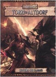 Warhammer Fantasy Roleplay. Torri di Altdorf