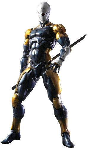 Figurine 'Metal Gear Solid' Play Arts Kai - Cyborg Ninja