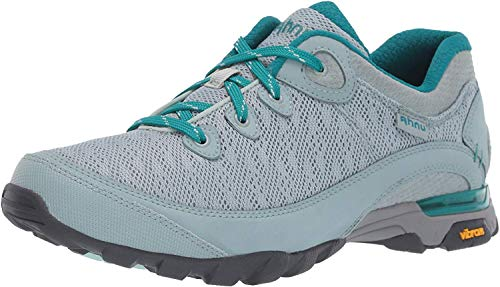 Ahnu Women's W Sugarpine II AIR MESH Hiking Shoe, Grey Mist, 7 Medium US